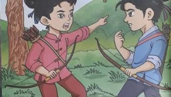 Cerita dongeng pendek untuk anak SD