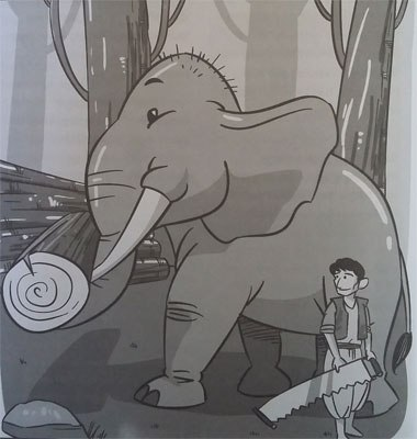 cerpen cerita rakyat singkat Untuk Anak-Anak