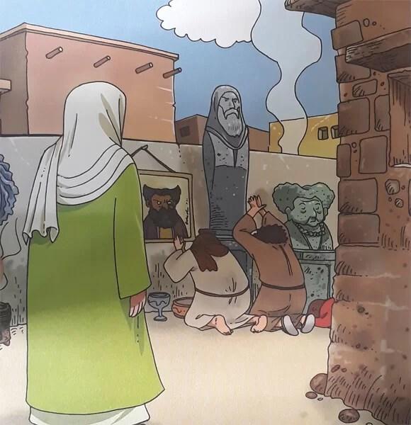 Kisah Nabi Nuh as