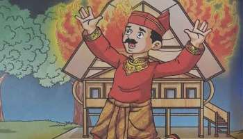 Cerita Anak Anak Pendek Saudagar Sombong