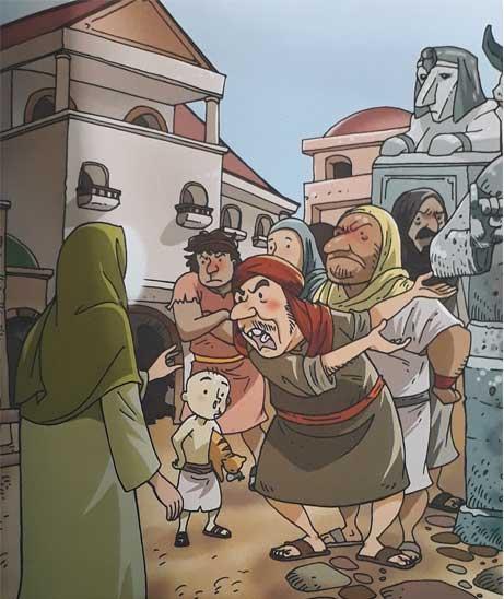 Cerita Kisah Nabi Saleh as Singkat