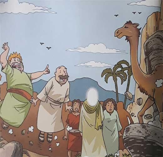 mukjizat nabi saleh adalah mengeluarkan unta betina