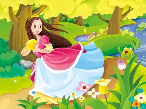 Dongeng Cerita Pangeran Kodok dan Putri Bungsu yang Cantik