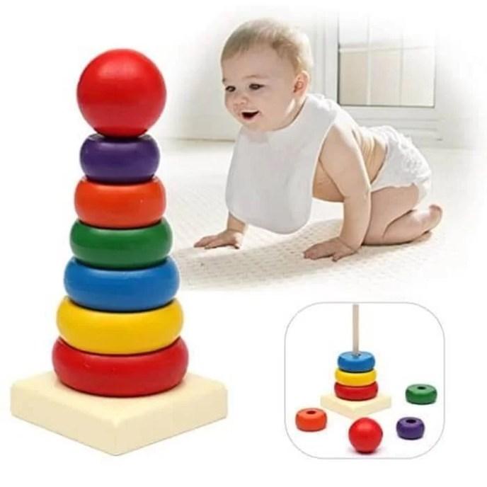 Mainan Bayi Edukatif 1 - 12 Bulan