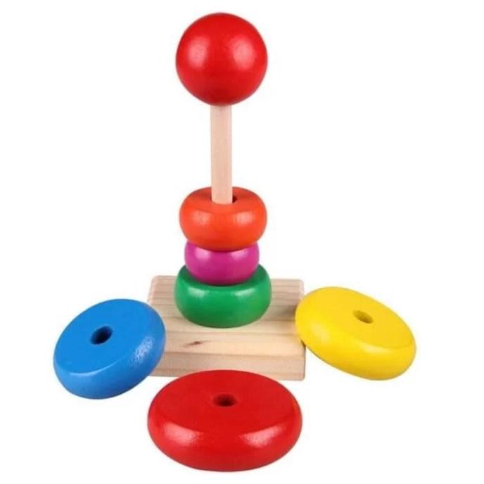 Mainan Edukatif Bayi 1 - 12 Bulan