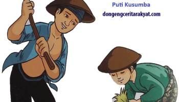 Cerita Dongeng Menjelang Tidur dari Jambi Puti Kusumba