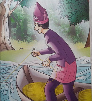 Kumpulan Cerita Rakyat Kalimantan Barat Nelayan yang Serakah