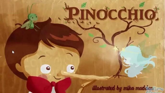 Dongeng Pinokio
