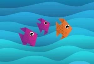 Cerita Fabel Inspirasi Tiga Ikan (The Three Fish)