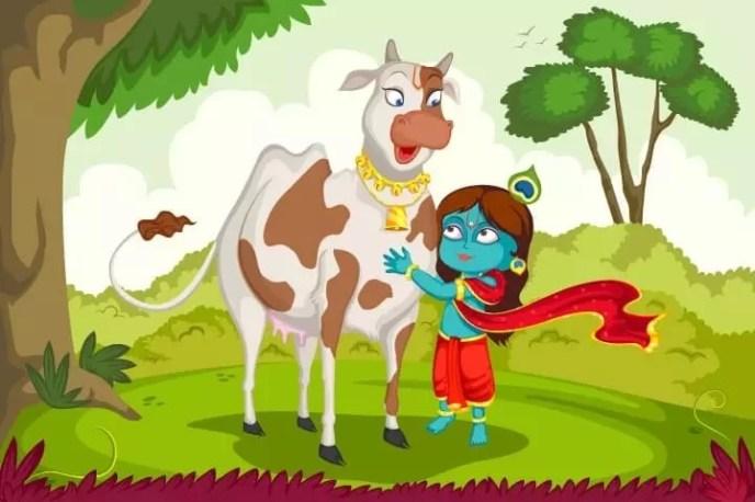 Dewa Krisna bernama Govinda