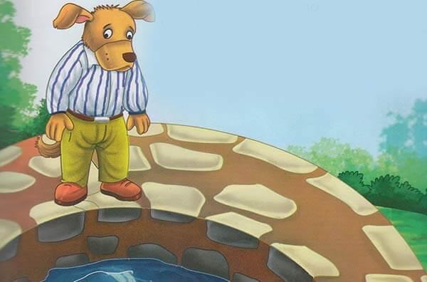 Cerita Pendek Anak Anjing di Sumur
