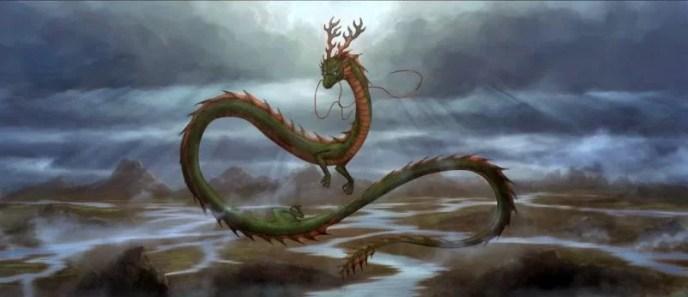 Dongeng Cerita Pendek : Legenda Naga Baruklinting oleh - bukufiksi.xyz
