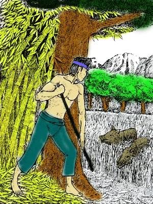 Legenda Si Penyumpit