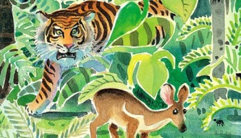 Dongeng Cerita Fabel Malaysia Balasan Untuk Harimau