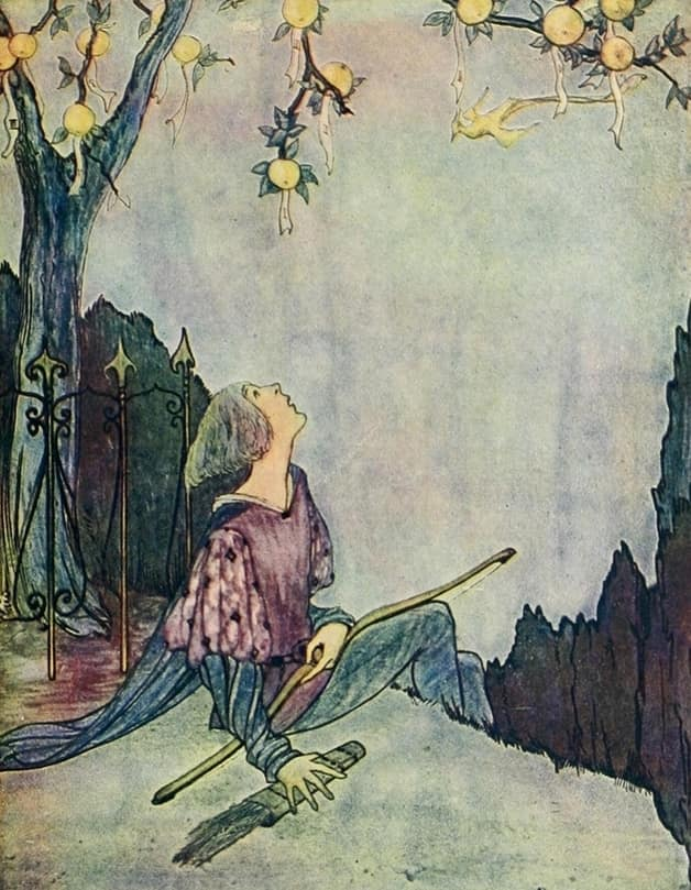 Cerita Dongeng Pendek Terbaik Brothers Grimm Burung Emas (Golden Bird)