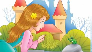 Cerita Anak Seorang Putri yang Seekor Katak