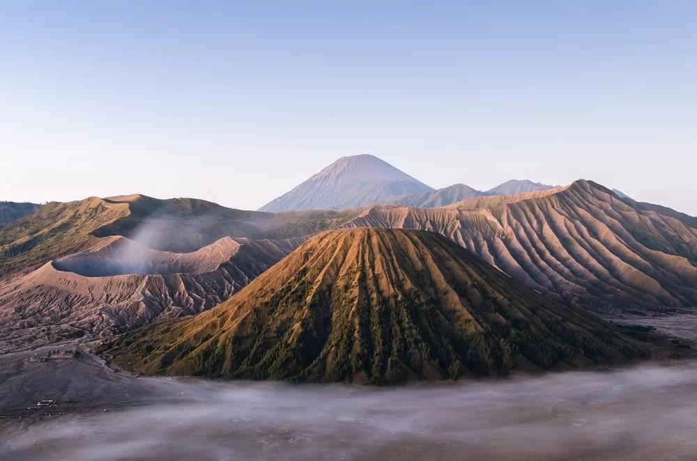 Legenda Gunung Bromo, Kisah Menarik Roro Anteng Dan Joko Seger