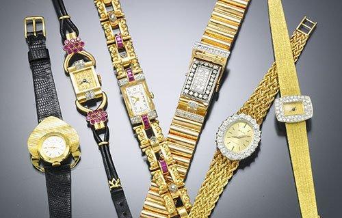 Bí quyết lựa chọn đồng hồ đeo tay theo phong phủy