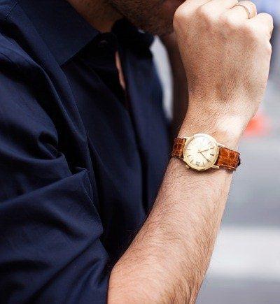 Đồng hồ cho quý ông phong cách