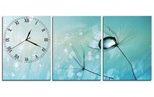 Tranh đồng hồ làm đẹp ngôi nhà bạn