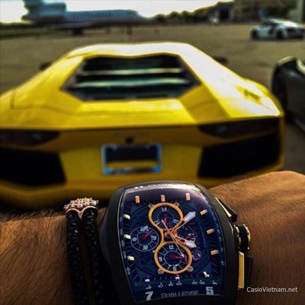 Đồng hồ xịn và xe sang - Sự kết hợp hoàn hảo (P1) 5