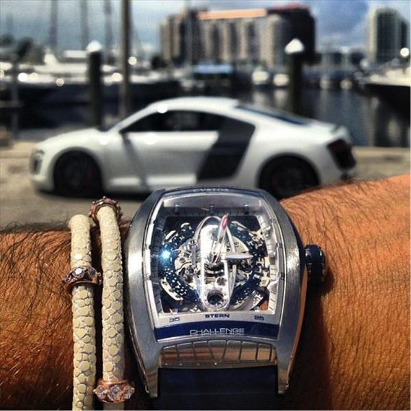 Đồng hồ xịn và xe sang - Sự kết hợp hoàn hảo (P2) 1