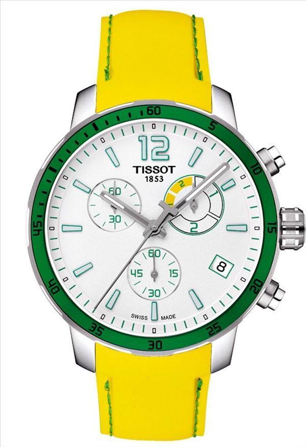 Điểm lại những chiếc đồng hồ nổi bật trong kỳ WorldCup 2014