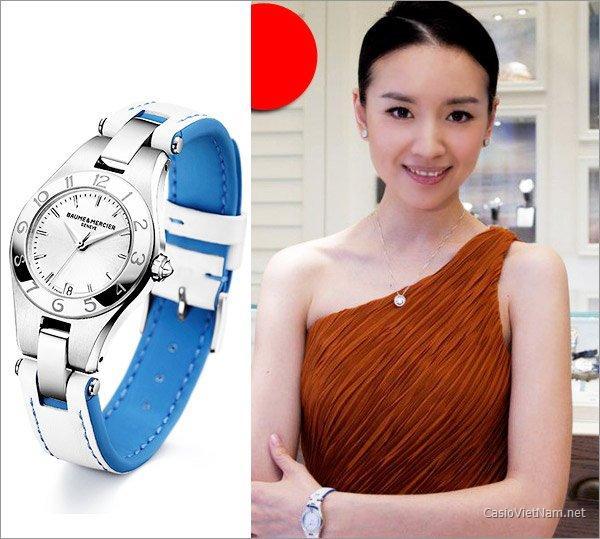 Sao Cbiz và những chiếc đồng hồ đắt giá - 11