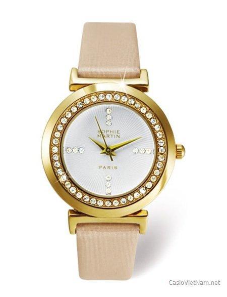 Phong cách cùng đồng hồ thời trang Pháp - 4