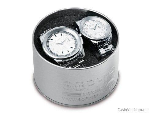Phong cách cùng đồng hồ thời trang Pháp - 8