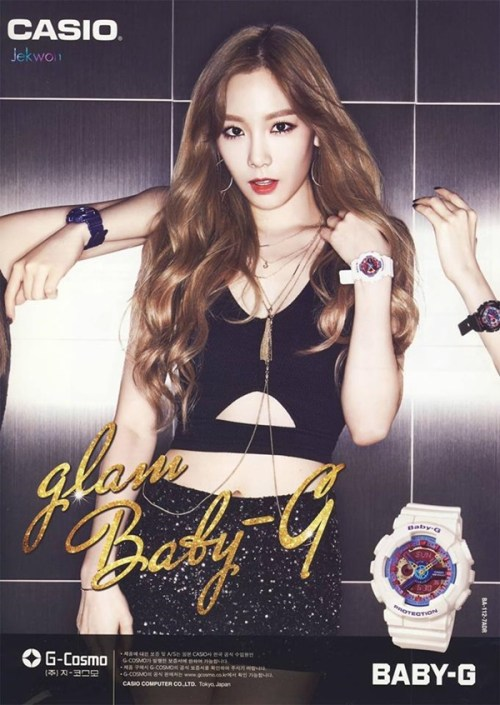 snsd-quang-cao-dong-ho-casio-5