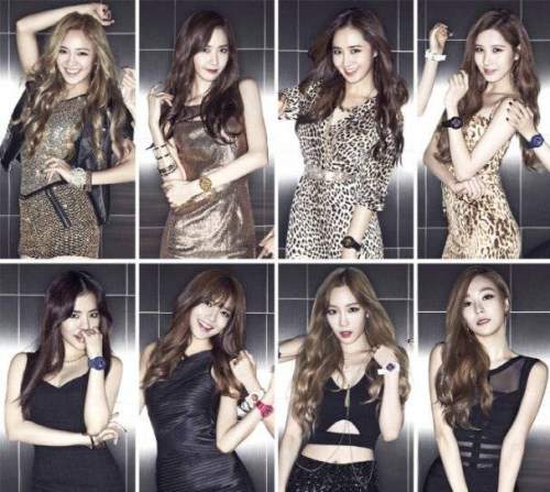 snsd-quang-cao-dong-ho-casio-8