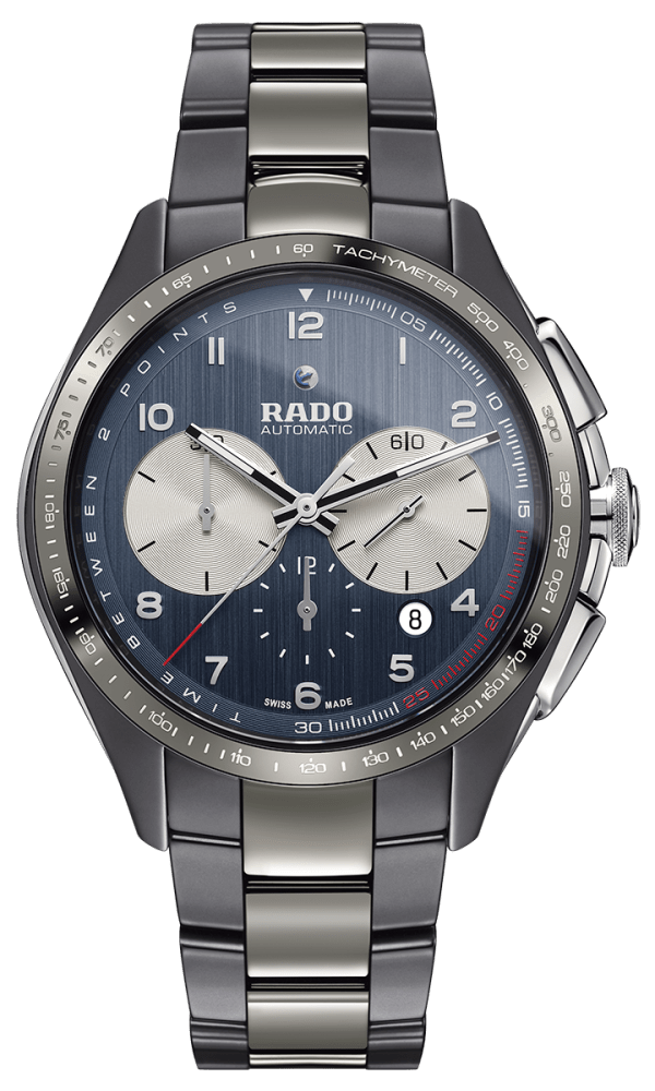 HYPERCHROM AUTOMATIC CHRONOGRAPH MATCH POINT LIMITED EDITION