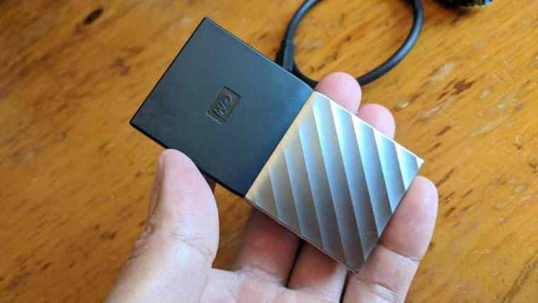 WD My Passport SSD (2018 Version) Review - Dong Knows Tech
