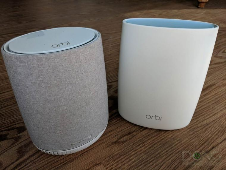 Netgear Orbi Voice Satellite (RBS40V) Review - Dong Knows Tech