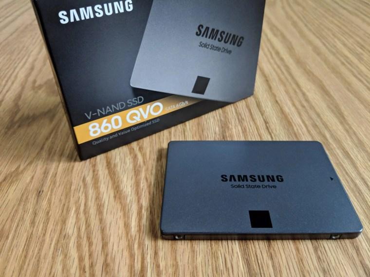 Samsung 860 Qvo Compatibility