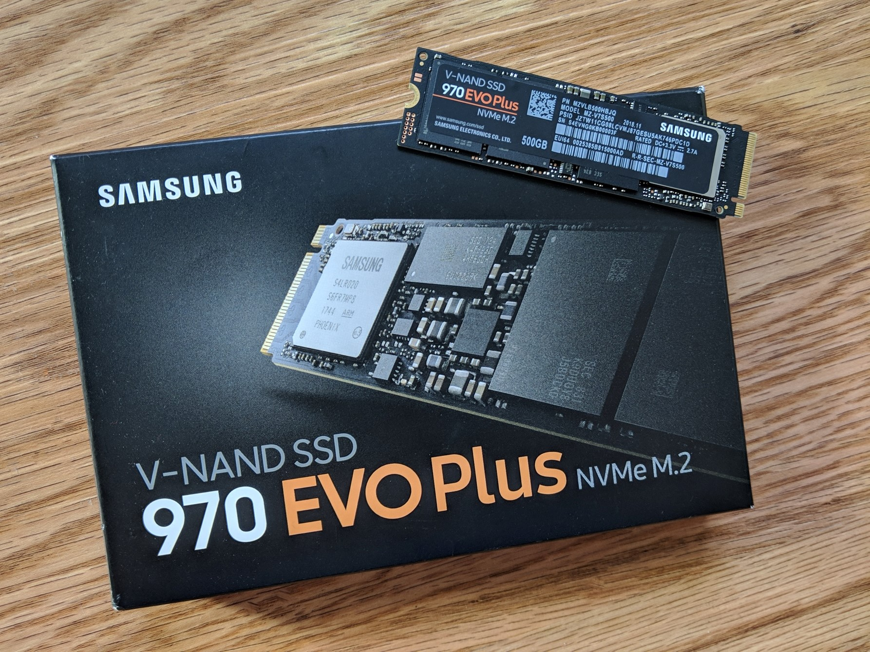 Samsung 970 EVO Plus NVMe SSD Review - Dong Knows Tech