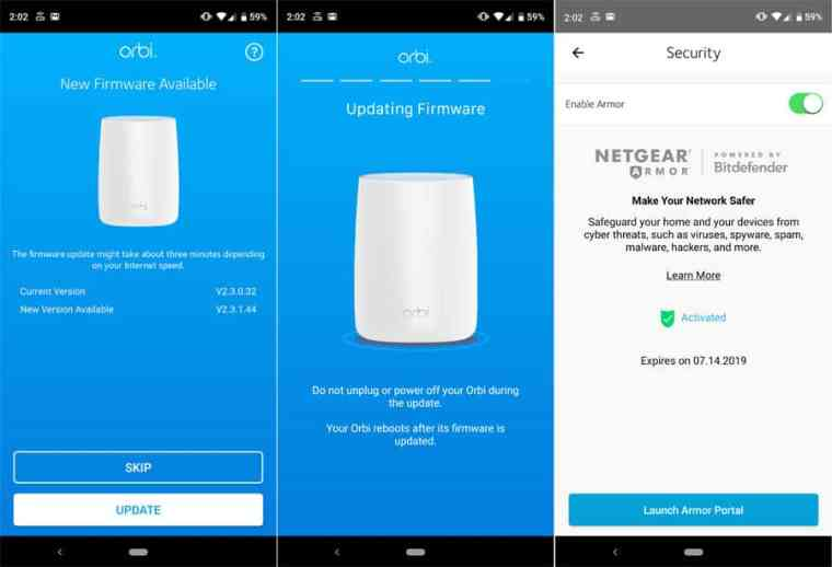 Netgear Orbi Armor Online Protection Officially Available - Dong