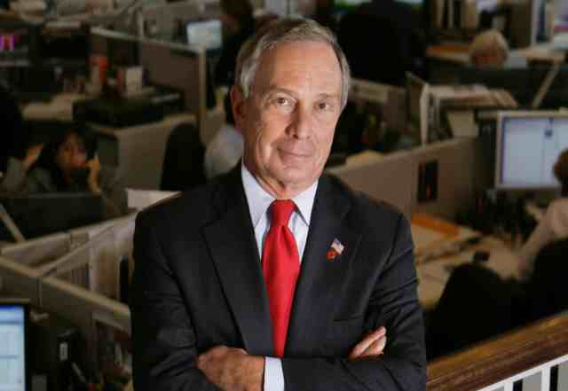 5 bí quyết thành công của tỷ phú Micheal Bloomberg