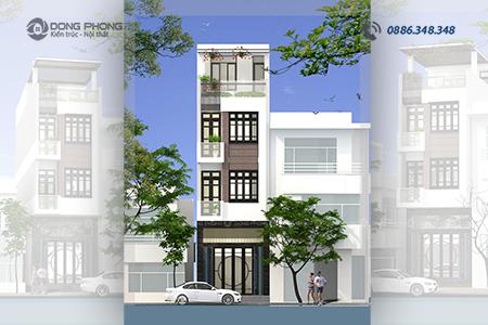 nhà phố hiện đại ktnp1131 goc 3