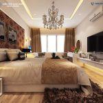 nội thất phòng ngủ chung cư ntcc1327 -6
