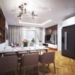 phòng ăn căn hộ Sunshine Riverside-ntcc1340-1