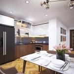 phòng ăn căn hộ Sunshine Riverside-ntcc1340-2