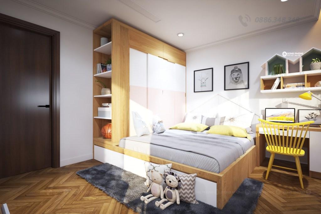 phòng ngủ căn hộ Sunshine Riverside-ntcc1340-3.1