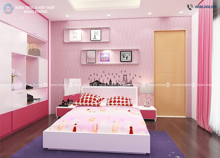 thiết kế nội thất phòng ngủ ntcc1325-5