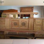 kệ tivi gỗ tự nhiên đẹp mẫu 15
