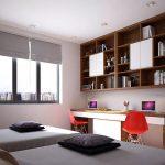 nội thất chung cư 80m2 đẹp