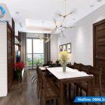 thiết kế nội thất chung cu đẹp