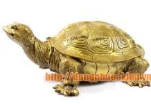 rùa đồng phong thủy