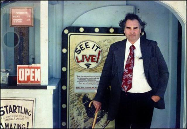 David Warren, founder of The Suicide Club
